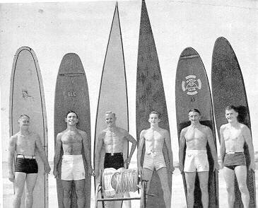 Manly's top boardmen 1939-40
