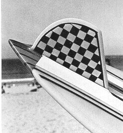 # 149 Scott Dillon Checked fin, 1964