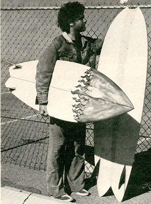 Gordon Smith Surfboards Robin